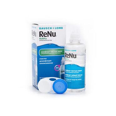 Раствор для контактных линз Bausch & Lomb Renu MultiPlus