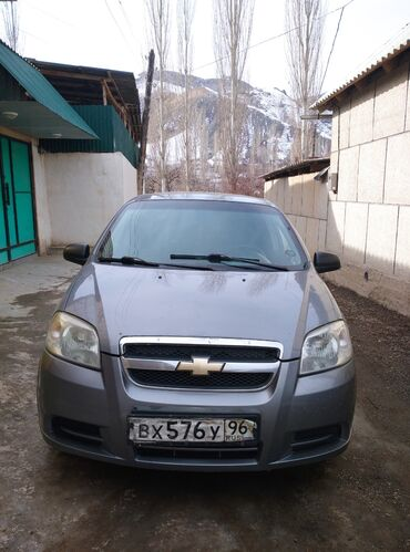 шевроле авео т250 в Кыргызстан: Chevrolet Aveo 1.4 л. 2009 | 250 км
