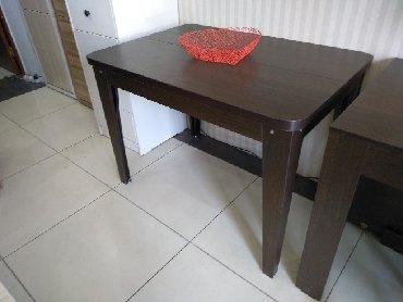 стол трансформер раскладной в Кыргызстан: Стол трансформер Швейцар овальный удлиняется до 3х метров. Без овала
