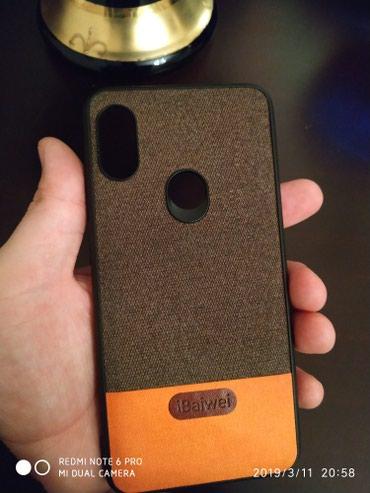 Bakı şəhərində Xiaomi not 6 pro case.