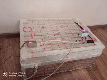 инкубаторы автоматические в Кыргызстан: Продаю инкубатор :новый Вывод яиц 86 %Все работает Реле времени на