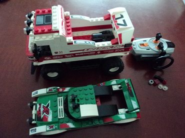 Lego 8184 Racers Twin X-treme RC Used 100%complete with original σε North & East Suburbs