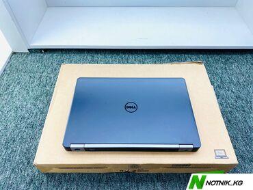 сканеры qpix digital в Кыргызстан: Ультрабук Dell-модель-Latitude E5470-процессор-core