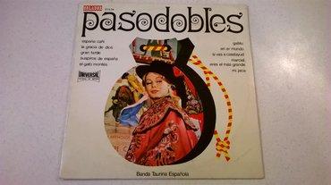 "Vinyl, lp ( 1 ) banda taurina espanola - pasodobles – vinyl, lp, 10"""