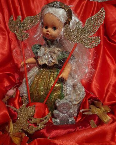 Lutke za dekoraciju i ukras izrada i drugih dekorativnih sitnica