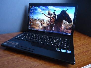 Bakı şəhərində Lenovo G580(core i5(3-cü nəsil)+4 GB Nvidia Geforce GT 610M)