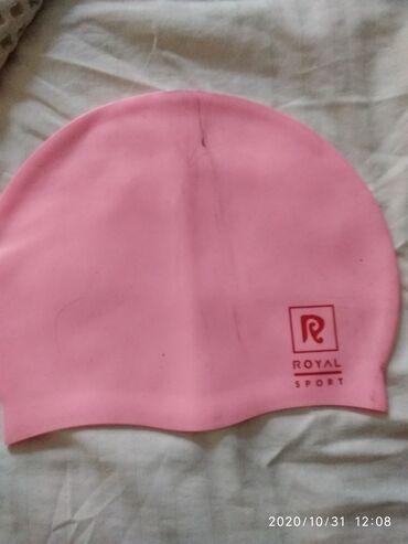 Рез.шапочка для плавания
