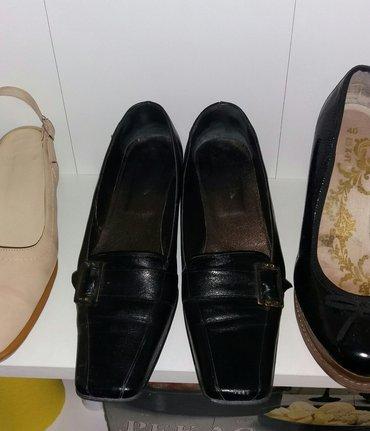 Zenske kozne cipele br. 40 - Rumenka
