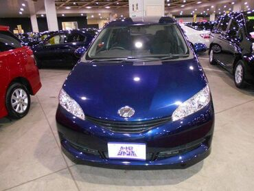 афганский казан бишкек in Кыргызстан | КАЗАНДАР: Toyota WISH 1.8 л. 2011 | 74000 км
