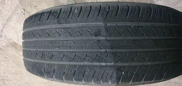 hr s в Кыргызстан: Продаю шины Dunlop 235/55 r18 100H m+s. Отъездили 2 сезона. Цена