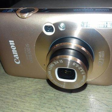 Bakı şəhərində Canon video-foto kamera