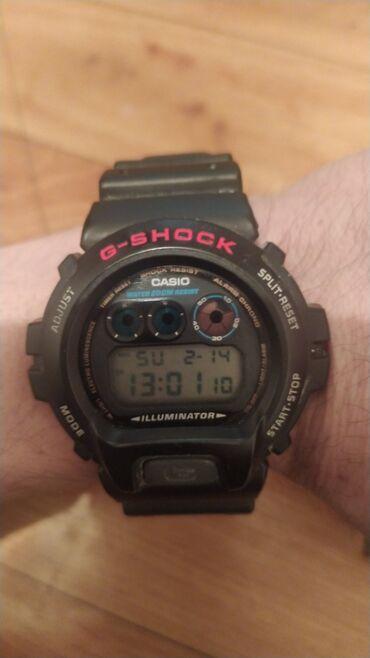 10781 объявлений: G-shock.Оригинал, до 200 метров глубины воды выдерживает, протево