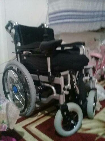 Инвалидные коляски - Кыргызстан: Продается электронный инвалидные коляски продается новый электронный