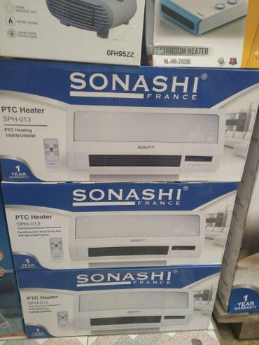 Xırdalan şəhərində Qızdırıcı Sonashi,orginal Sonashi firması,divardan asılır,say