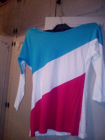 Pamucna bluza nemackoj - Srbija: Pamucna bluza xl nasa proizvodnja
