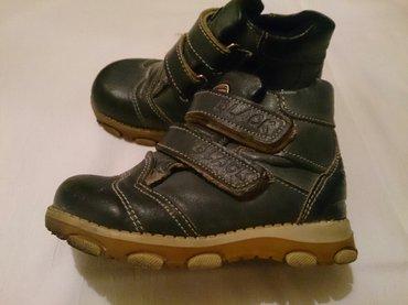Bakı şəhərində Турецкие ортопедические кожаные ботинки, размер 23