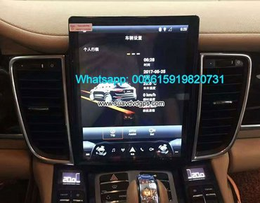 "Porsche Panamera radio Car android wifi GPS navigation camera 10.4"" in Kathmandu"
