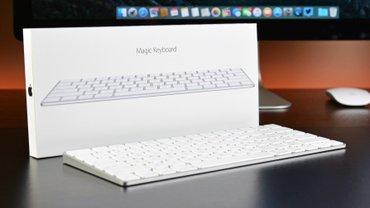 Bakı şəhərində Apple magic keyboard 2 tam original bagli qutuda  mla22ll/a a1644