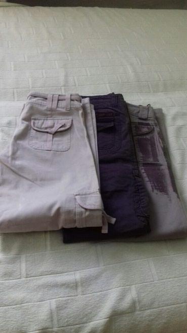 Zenske pantalone cist pamuk 36 vel 450 din kom u paketu 1100 - Obrenovac