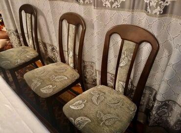 Стулья для гостеймягкая обивка.цена :1000 сом