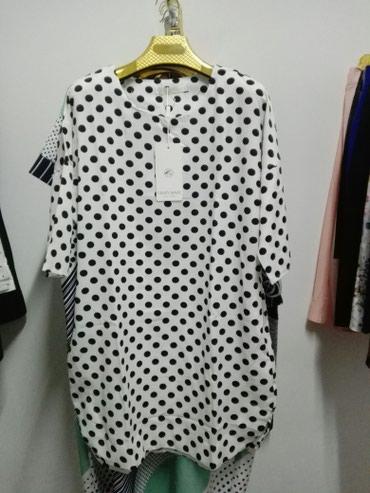 женские блузки туники оптом в Кыргызстан: Туники оптом и в розницу!!!