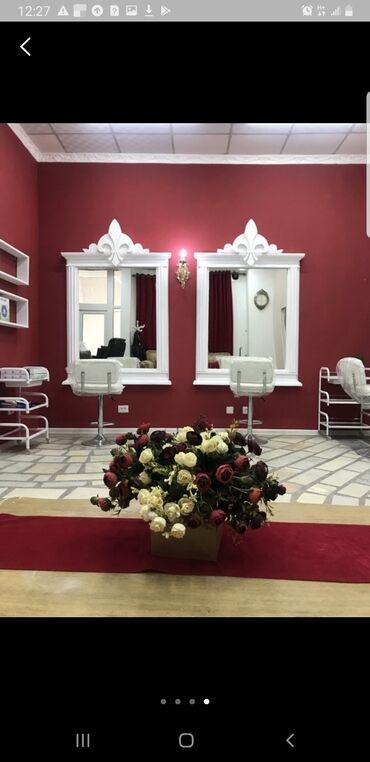 Недвижимость - Базар-Коргон: Продаю бизнес или сдаю в арендуна 2 года. Салон красоты 85м². В центре