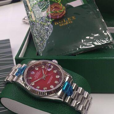 дача в аренду в баку посуточно в Азербайджан: Rolex qol saatı endirmdedi. Qiymət: qabsiz 35 azn, qabla birlikdə 45