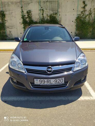 Opel Azərbaycanda: Opel Astra 1.4 l. 2008 | 223000 km
