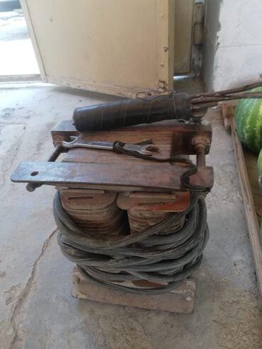 az islenmis svarka aparati satilir - Azərbaycan: Qaynaq aparati 30/20 isdenilenn her cur metali kesir real aliciya