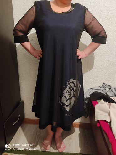 Личные вещи - Аламедин (ГЭС-2): Продаю платье . 2000 сом 52-54-56!