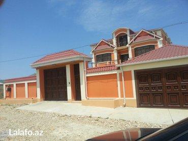 ev villa - Azərbaycan: Villa obyekt ferdi evler hasarlar ve bina evlerine her novde fasad