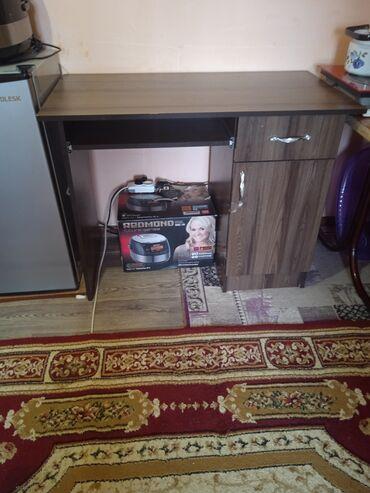 бу мебель in Кыргызстан   ШКАФЫ, ШИФОНЬЕРЫ: Стол компётерный