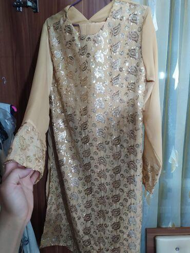 Ассалам алейкум. Продаю безумно красивый костюм платье + штаны. В