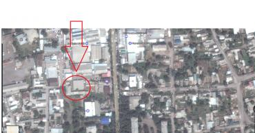 Продается территория на нижнем рынке в Кара-Балта