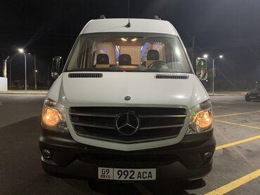 Радиоузел балыкчы - Кыргызстан: Mercedes-Benz Sprinter Classic 2.7 л. 2009 | 320000 км