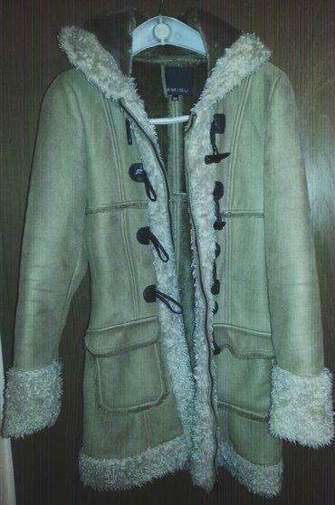 Krzneni kaputi - Smederevo: Krznena bunda,vel. 38,vrlo povoljno,hitno
