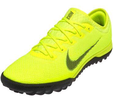 Бутсы - Бишкек: Продаю футбольные бутсы сороконожки Nike Mercurial VaporX XII Pro TF