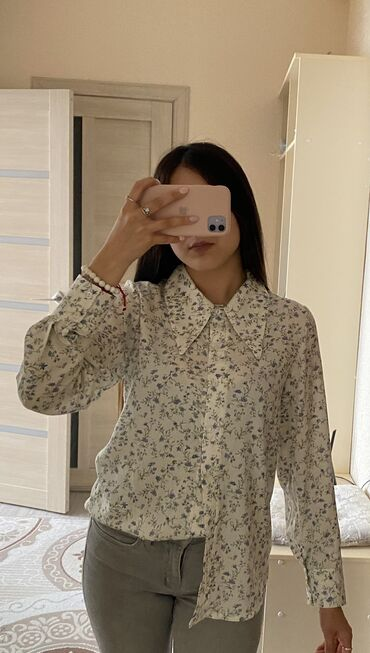 Рубашки оптом и в розницу  Размеры: 42, 44, 46