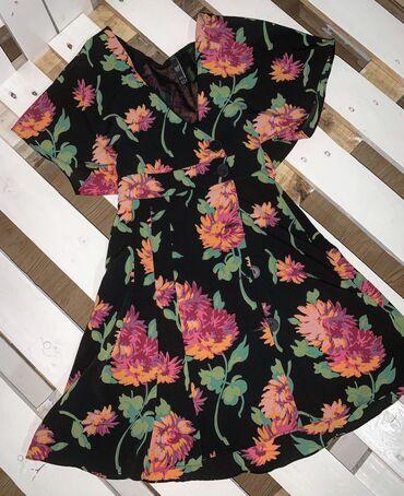 Zara cvetna haljinica, super za leto, XS velicina