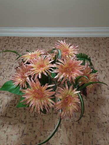 Цветы по 400 сом