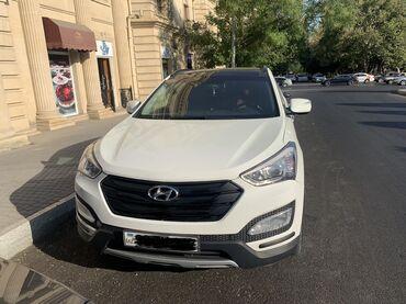 Hyundai Santa Fe 2.4 l. 2012 | 142000 km