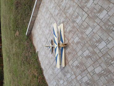 Rc avion - Srbija: Avion