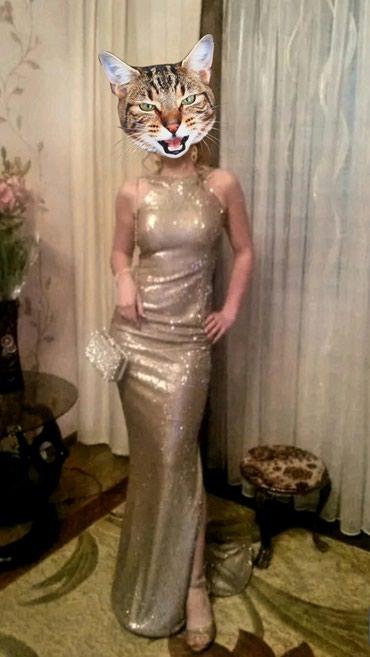 босоножки в горошек в Кыргызстан: Продаю выходное,шикарное платье и,не менее шикарные босоножки!!! Разм