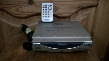 dvd bbk в Кыргызстан: Автомобильный DVD-проигрыватель Panasonic(япония) CD.MP3.DVD(NTSC)