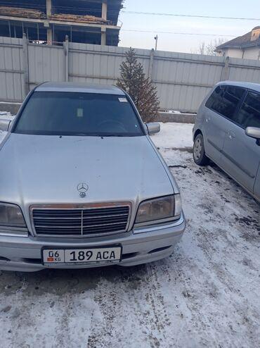 Mercedes-Benz CLC-Class 1.8 л. 1999