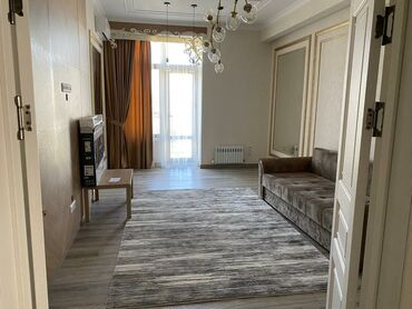 Apartment for rent: 2 bedroom, 80 sq. m, Bishkek