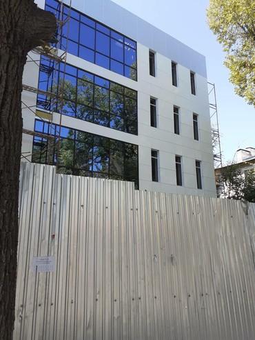 купить здание под офис в Кыргызстан: Продаю офис под салон по ахунбаева напротив парка Ататюрк по первой