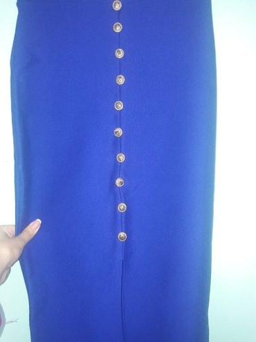 черная юбка карандаш в Кыргызстан: Новая юбка карандаш 500сом