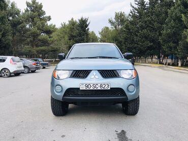 l200 - Azərbaycan: Mitsubishi L200 2.5 l. 2008 | 192000 km
