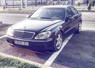 Mercedes-Benz S 350 3.5 l. 2003